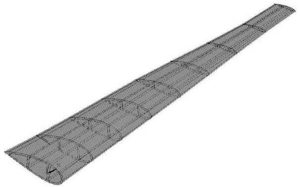 Diseño óptimo de pala de generador submarino
